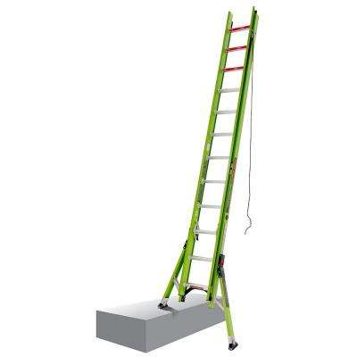HyperLite W/Sumo 20 ft. Type IA Fiberglass Extension Ladder