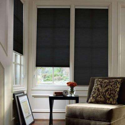 Blackout Blue Cellular Shades Shades The Home Depot