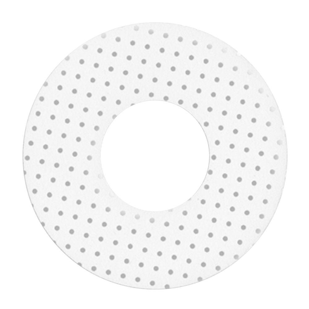 2 in. x 5 in. Hole Round Sprinkler Head Drywall Patch