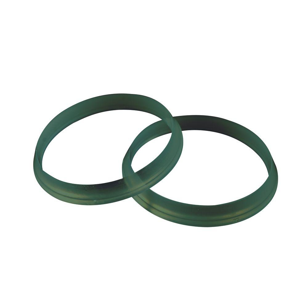 Everbilt 1-1/2 in. Flanged Washer (2-Pack)-C7195C - The Home Depot