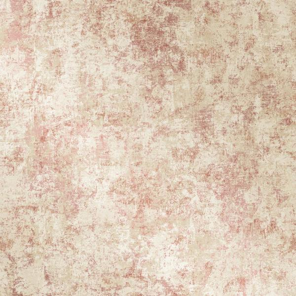 Distressed Gold Leaf Rose Peel and Stick Wallpaper 56 sq. ft.