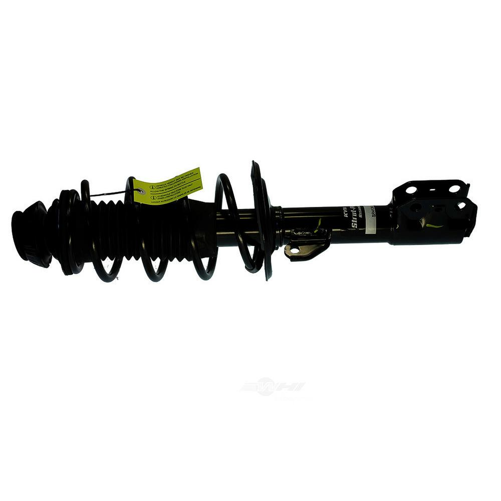 2011 Toyota Yaris Suspension: KYB Front Left Strut-Plus Suspension Strut And Coil Spring