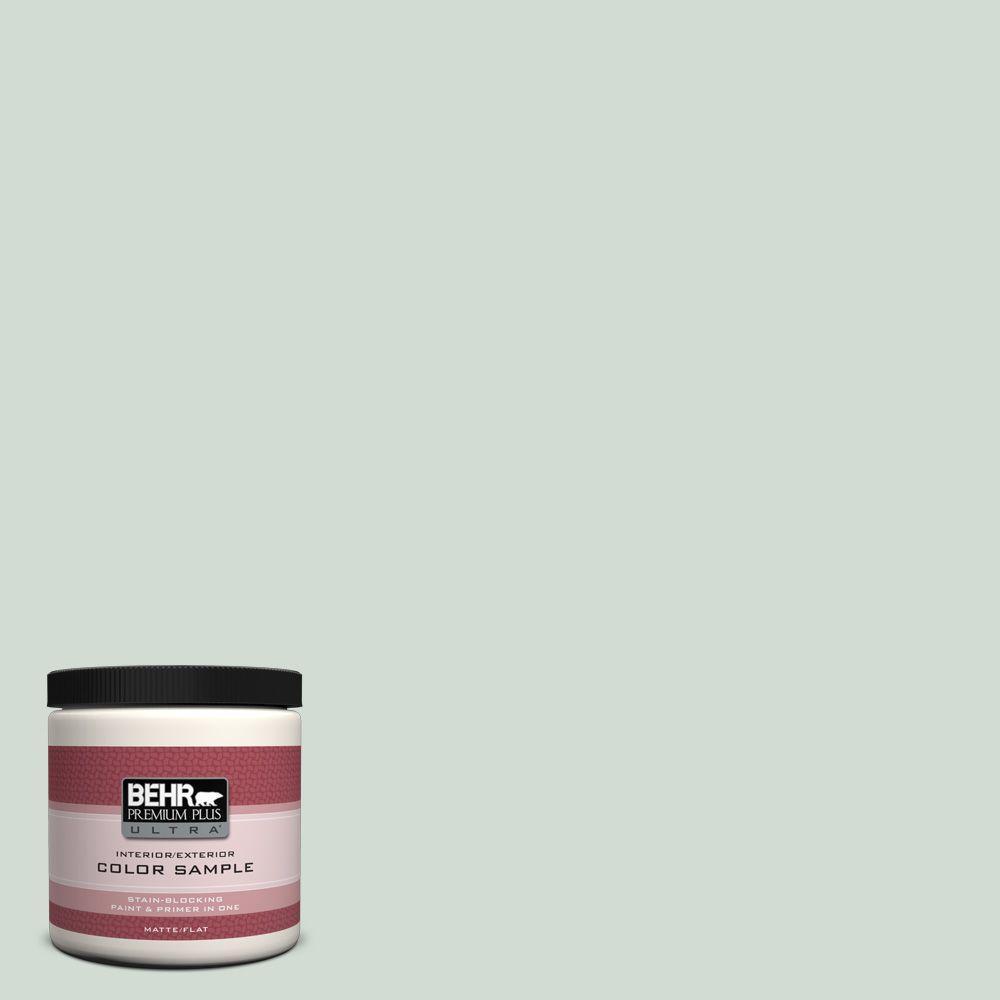 8 oz. #N400-1 Mountain Morn Interior/Exterior Paint Sample