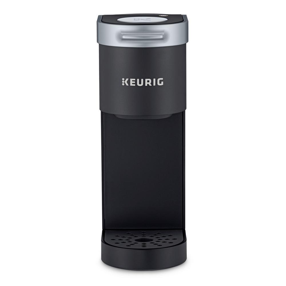 Keurig K Mini Plus Matte Black Single Serve Brewer-5000200239 - The Home Depot