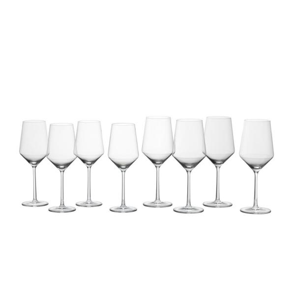 Pure 8-Piece Wine Set (4-Piece Red and 4-Piece White)