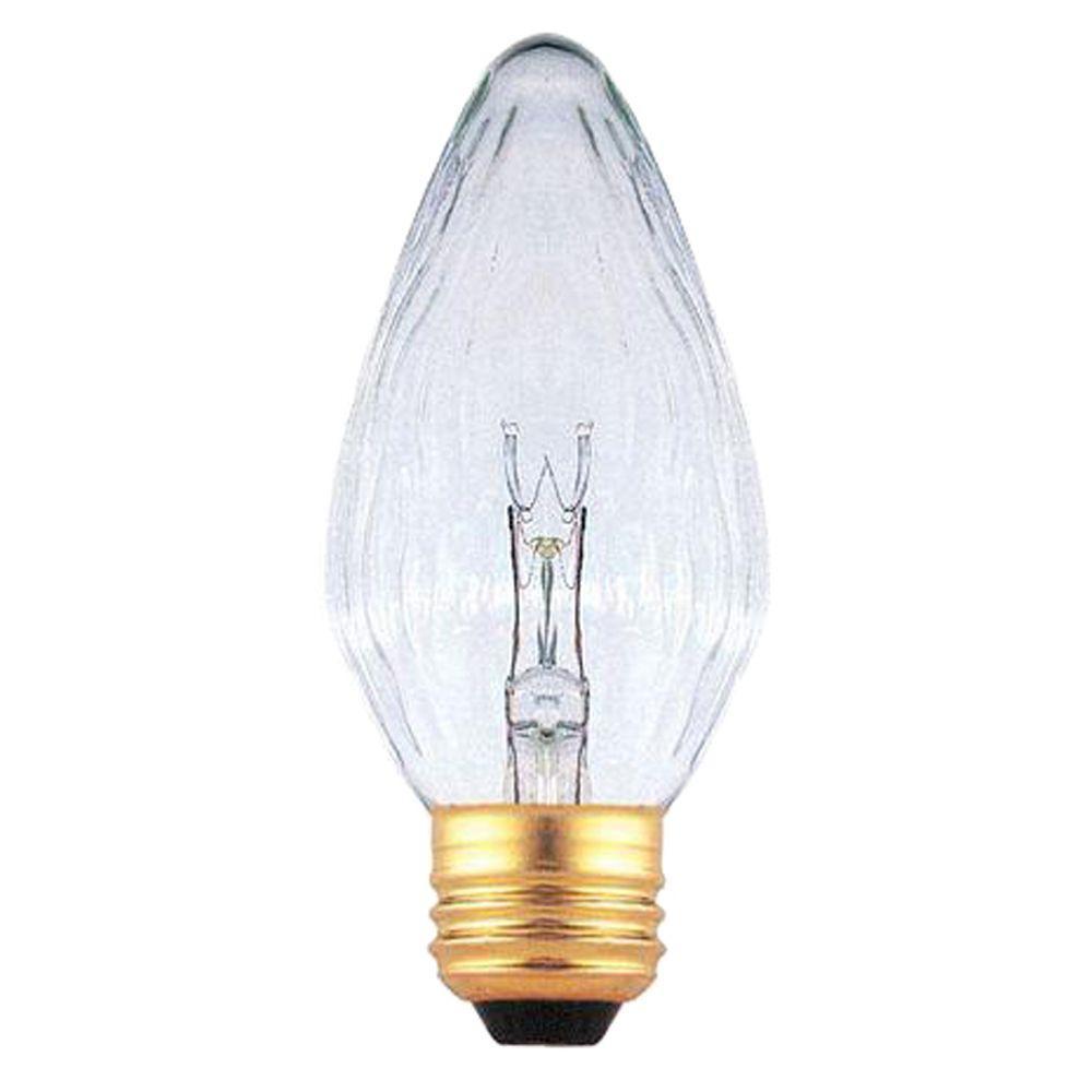 Bulbrite 60-Watt Incandescent F15 Fiesta Bulb Light Bulb (15-Pack)