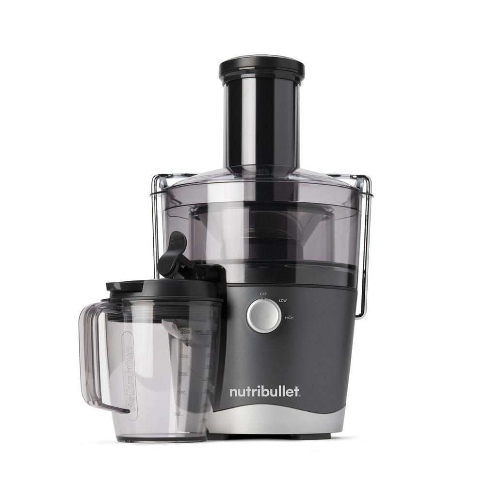 Nutribullet 2-Speed Electric Juicer - Gray