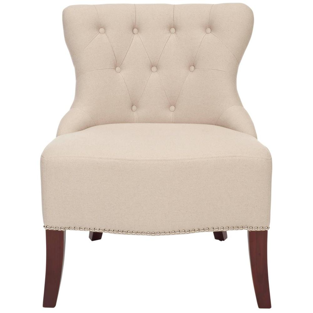 Safavieh Zachary Taupe Accent Chair