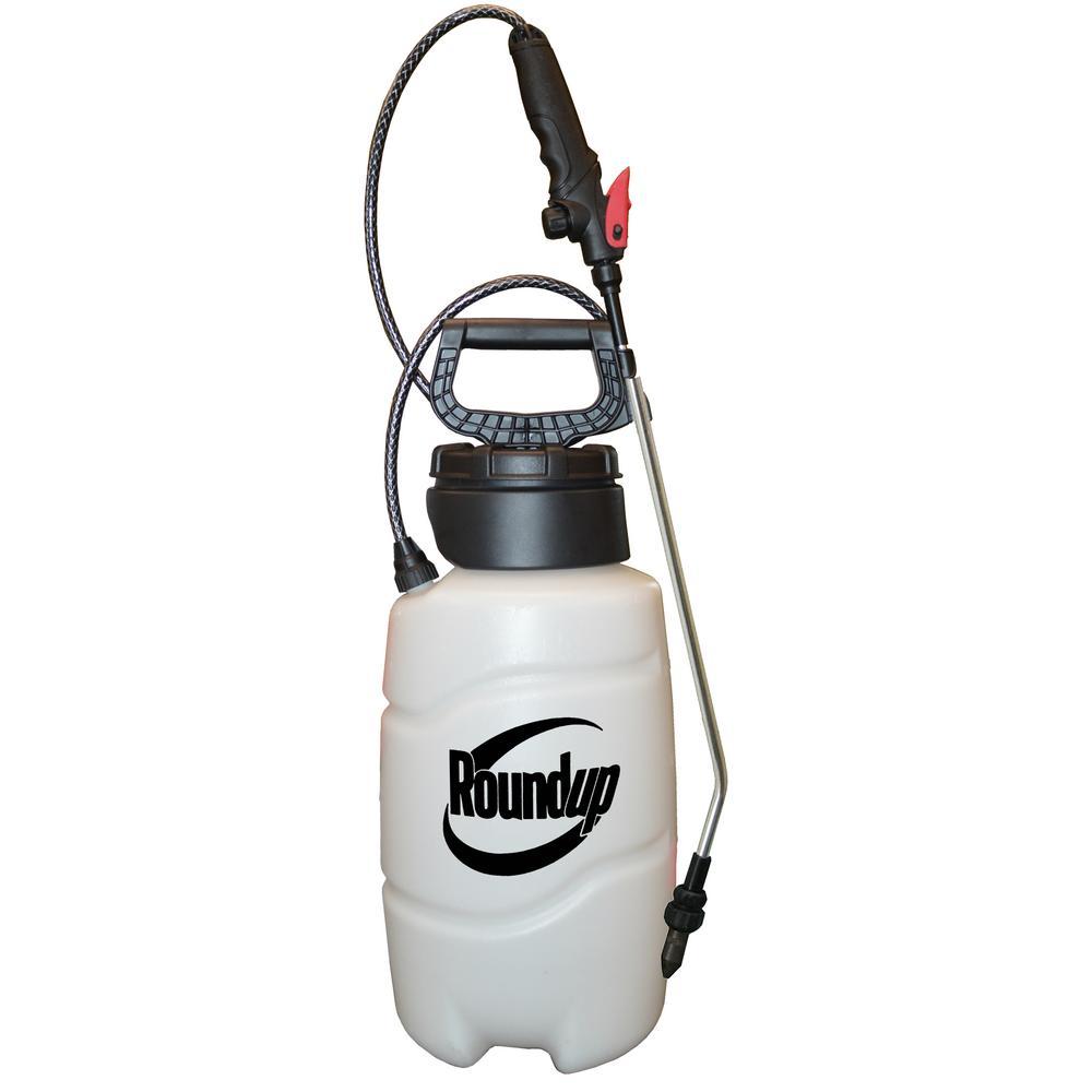 Roundup 2 Gal. EZ-Pump Sprayer by Roundup