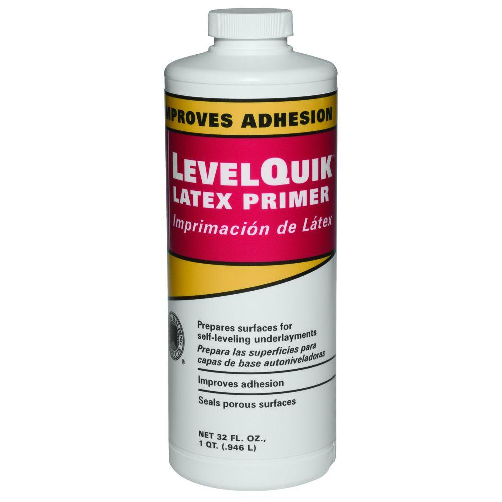 Custom Building Products LevelQuik 1 qt. Latex Primer