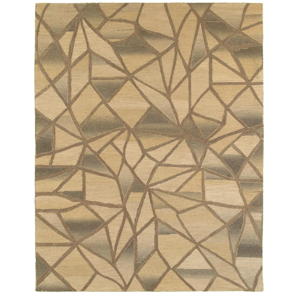 Integrity Wounded Warrior Donator Beige 5 ft. x 7 ft. 9
