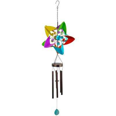 Chime Star Double Spinner