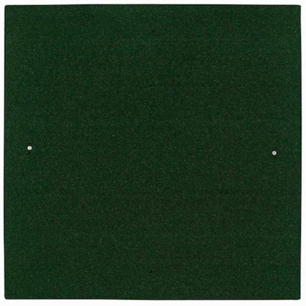 5 ft. x 5 ft. Indoor Outdoor Synthetic Turf Pro Golf Mat with 5/8 in. Rubber Backing