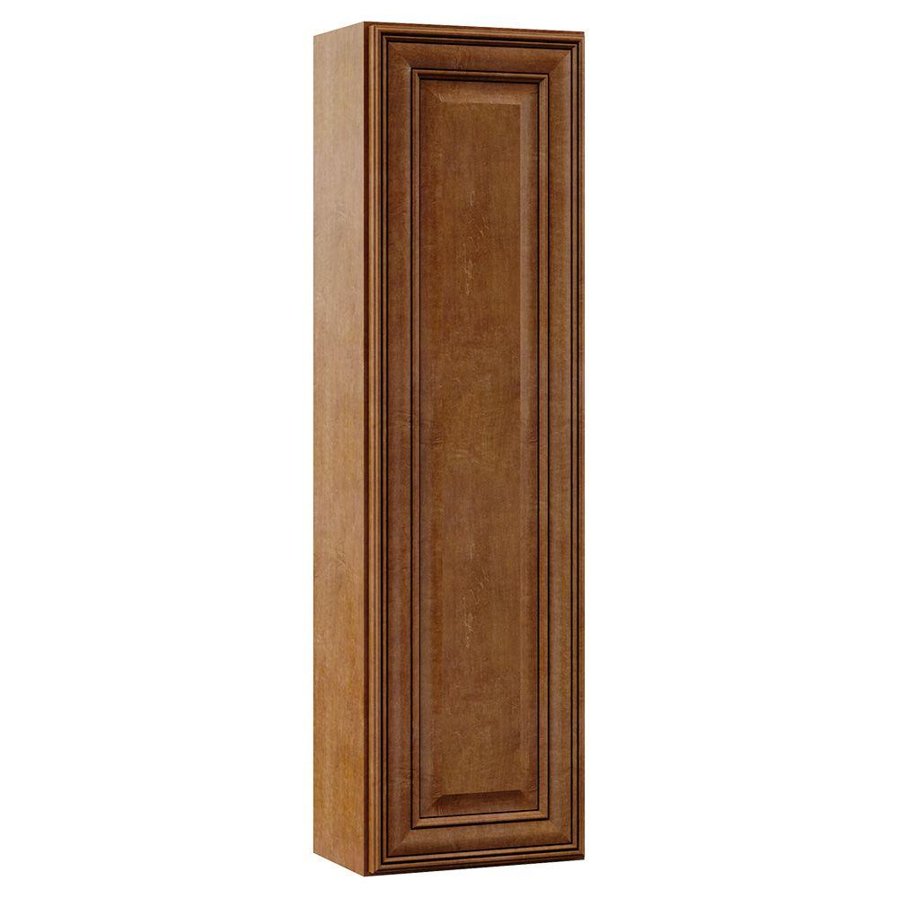 home depot bathroom cabinets on wall masterbath oxford 12 in w x 42 in h x 7 1 4 in d 16380