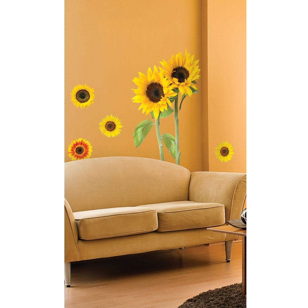 Sticky Pix Removable and Repositionable Ultimate Wall Sticker Mini Mural Appliques Country