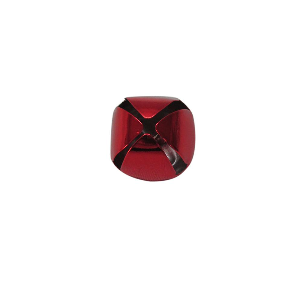 Home Accents Holiday Red Bell Christmas Ornament (Pack of 21)