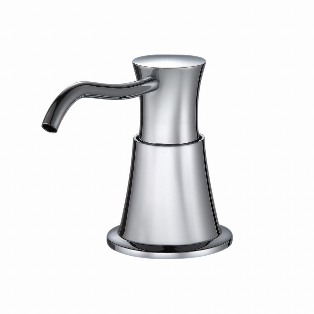 KSD-33 Soap Dispenser in Chrome