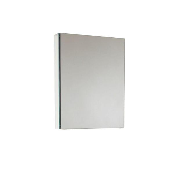 20 in. W x 26 in. H x 5 in. D Framed Recessed or Surface-Mount Bathroom Medicine Cabinet