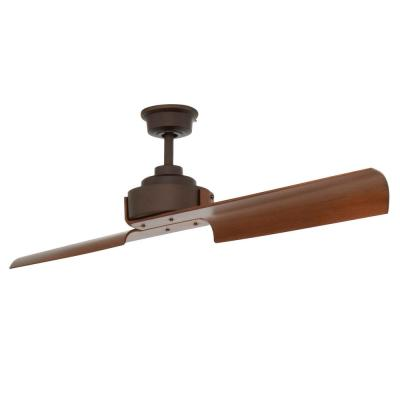 Magnitude 56 in. Indoor Oil-Rubbed Bronze Ceiling Fan with Remote Control