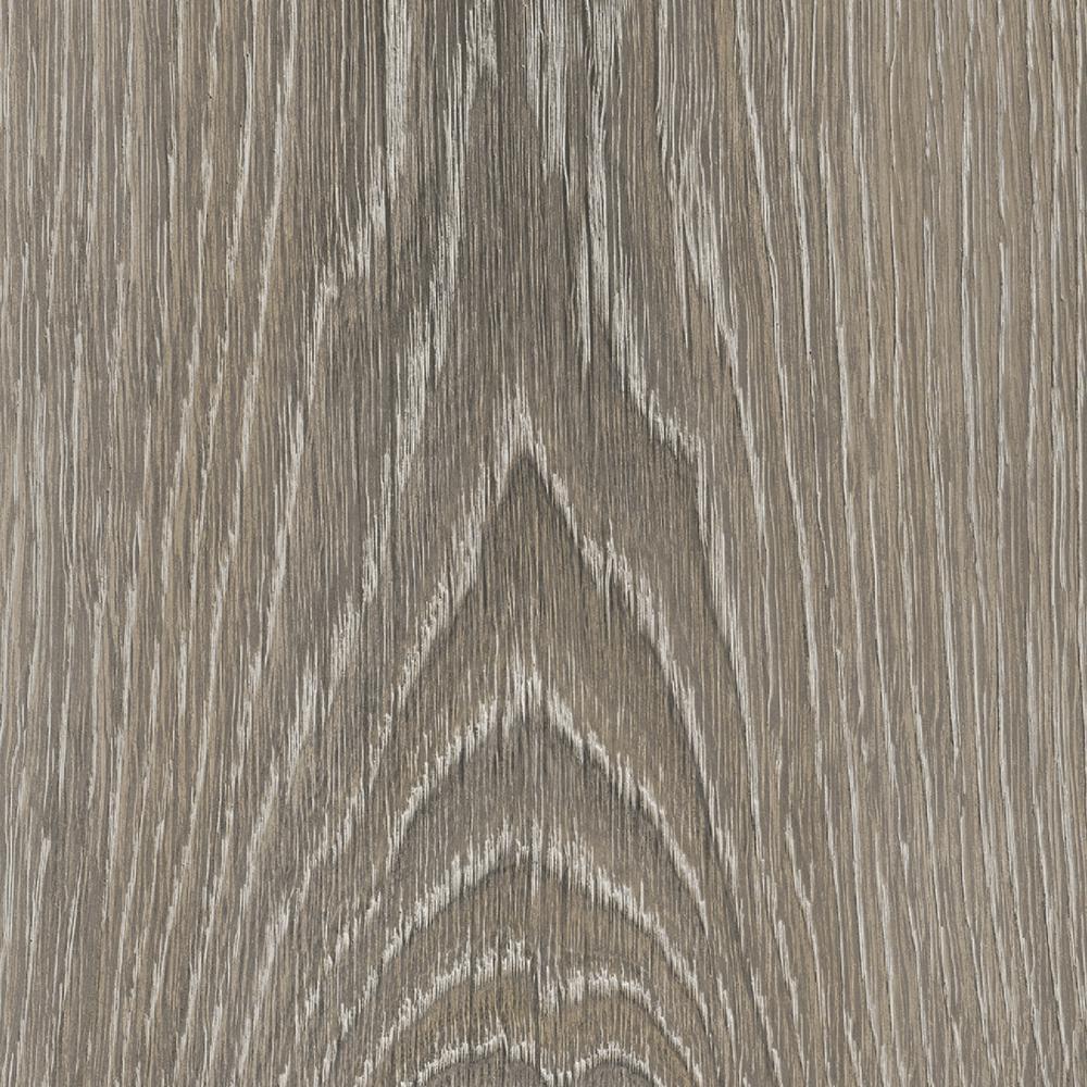 Take Home Sample - Antique Brushed Oak Click Vinyl Plank - 6 in. x 6 in.