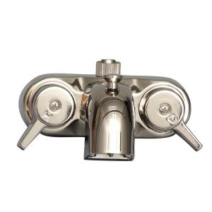 Barclay Products 2-Handle Claw Foot Tub Faucet in Polished Nickel by Barclay Products