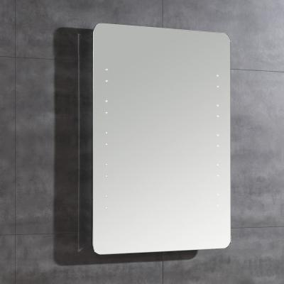 OVE Decors Romer 31 in. L x 24 in. Wall LED Mirror