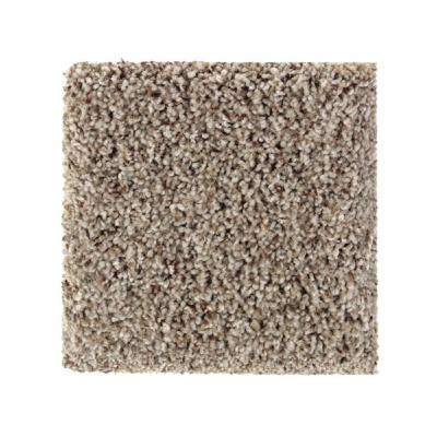San Rafael I (F1) - Color Terrace Texture 12 ft. Carpet