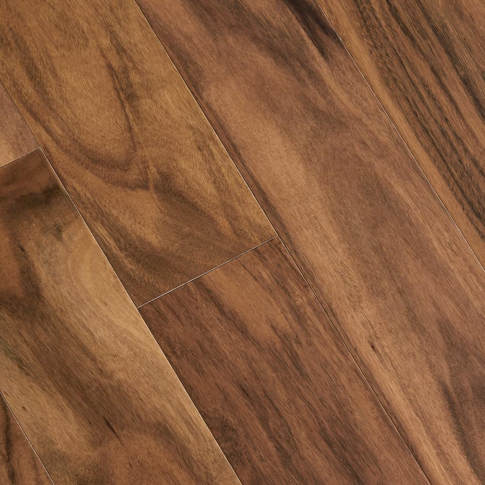 Home legend matte natural acacia 3 8 in thick x 5 in for Home hardwood flooring