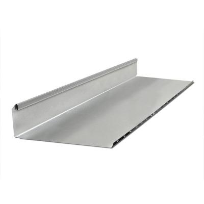 3.25 in. x 10 in. x 5 ft. Half Section Rectangular Stack Duct