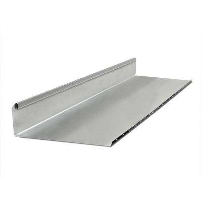 16 in. x 8 in. x 4 ft. Half Section Rectangular Duct