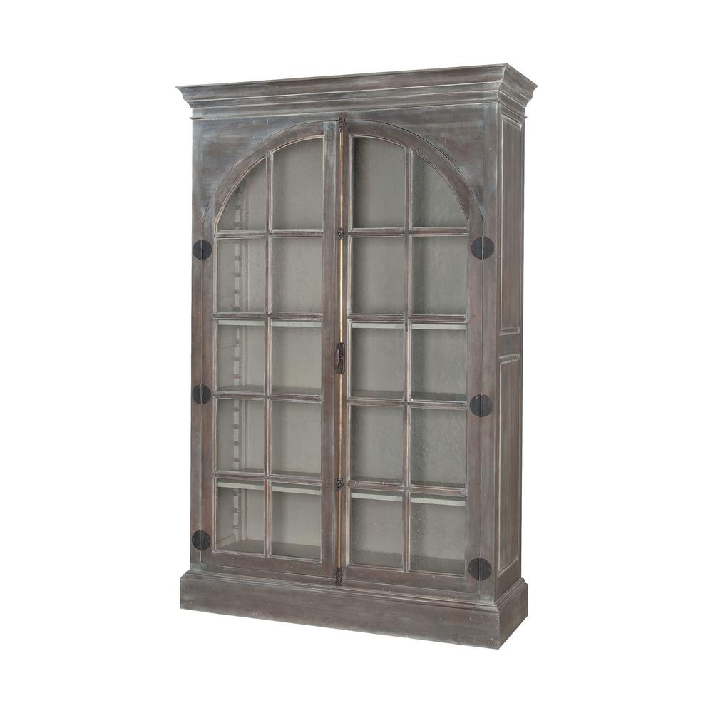 updated riverside painted grey cabinet with china furnishly com pin hardware