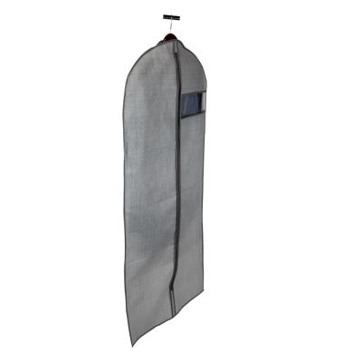 Dress Garment Bag in Grey
