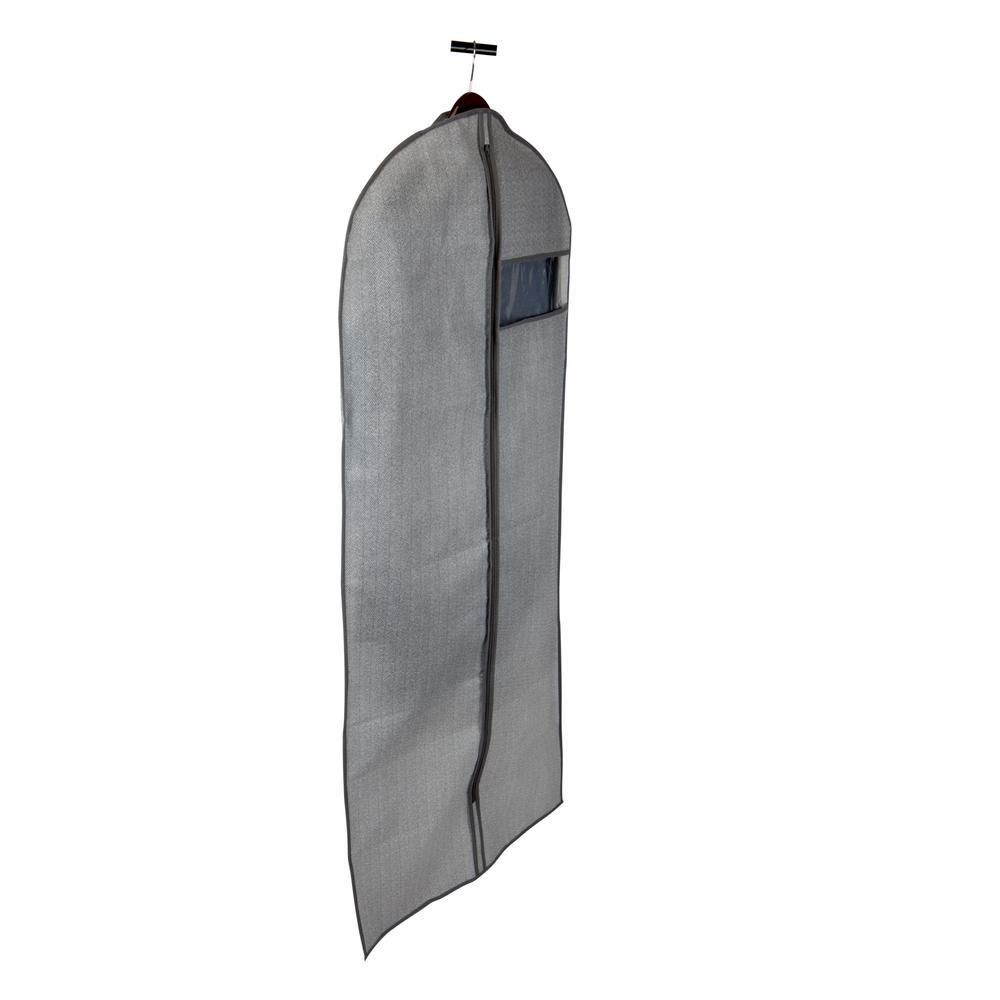 Dress Garment Bag in Grey