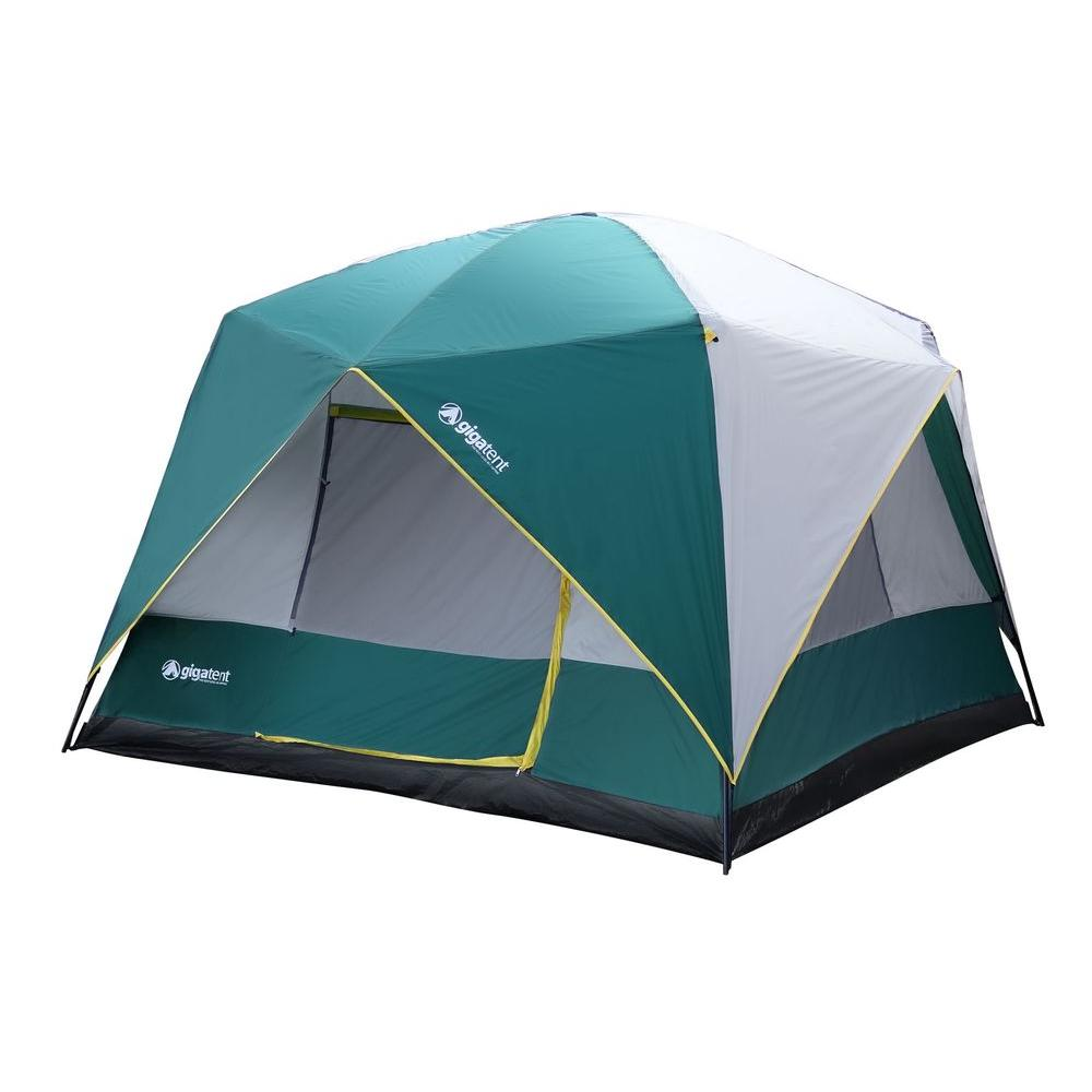 GigaTent Bear Mountain 4-Person Cabin Tent  sc 1 st  Home Depot & GigaTent Bear Mountain 4-Person Cabin Tent-FT051 - The Home Depot
