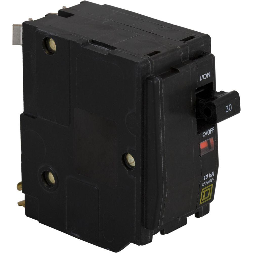 Square D QO 30 Amp 2-Pole Circuit Breaker
