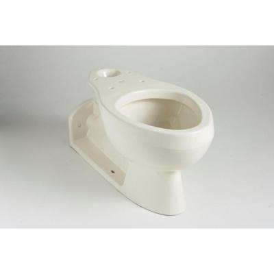 Barrington Elongated Toilet Bowl Only in Biscuit