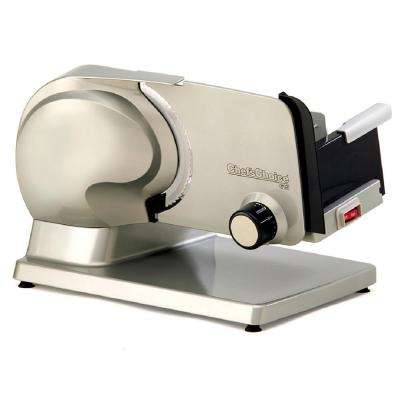 615 Premium Electric Food Slicer with Bonus Blade