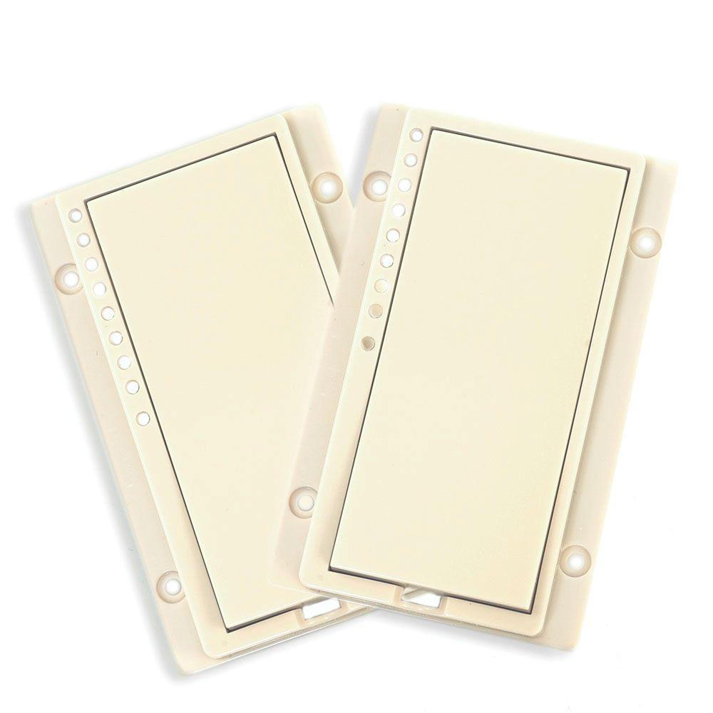 Smarthome SwitchLinc Paddle Color Change Kit - Ivory