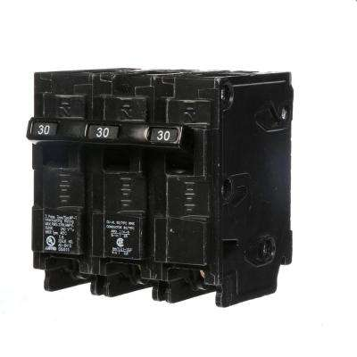 30 Amp Three-Pole Type MP Circuit Breaker