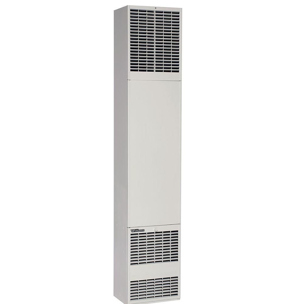Williams 35,000 BTU/hr Forsaire Counterflow Top-Vent Radi...