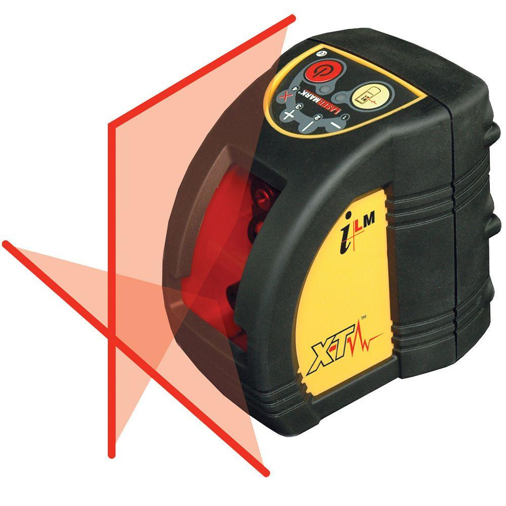 CST/Berger Factory Reconditioned Cross Line Laser Level