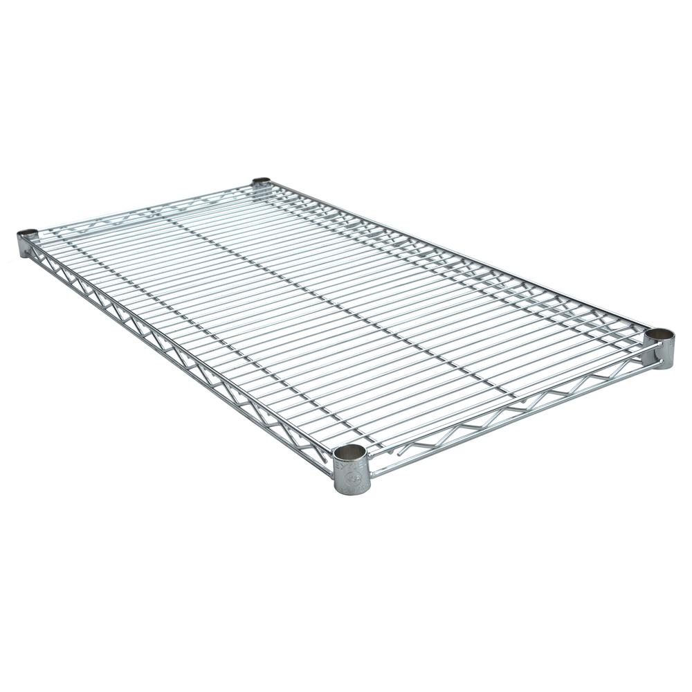36 in. W x 18 in. D Individual NSF Wire Shelf,