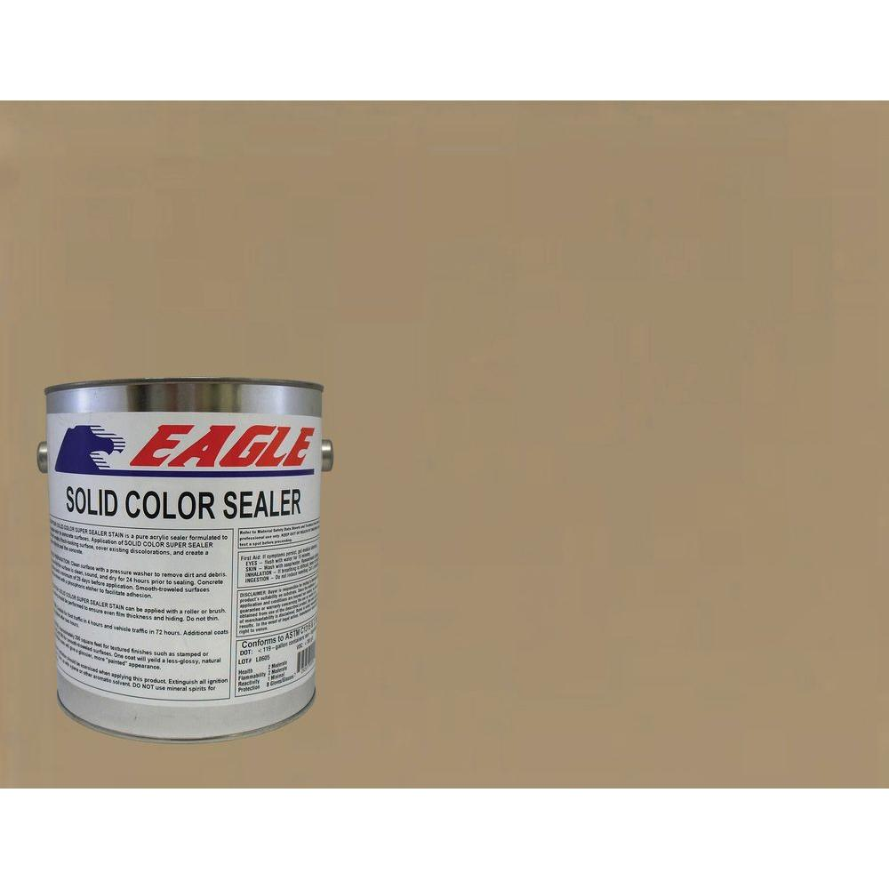 Eagle 1 gal. Siberian Haze Solid Color Solvent Based Concrete Sealer