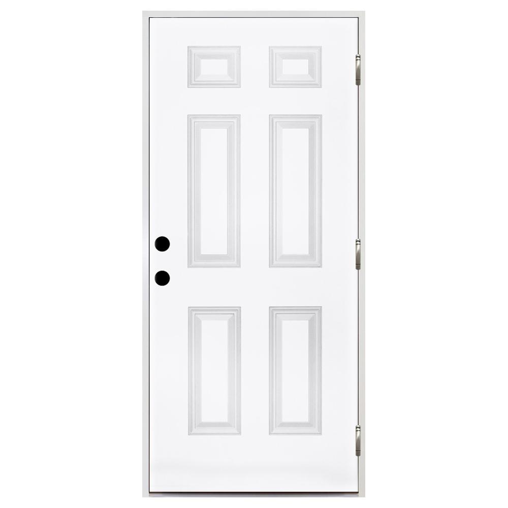 28 X 80 Front Doors Exterior Doors The Home Depot