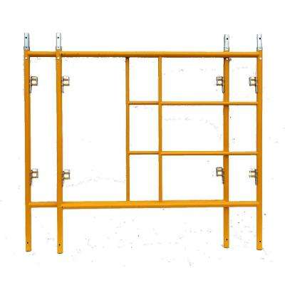 5 ft. x 5 ft. Scaffold Frame with C-Lock (2-Pack)