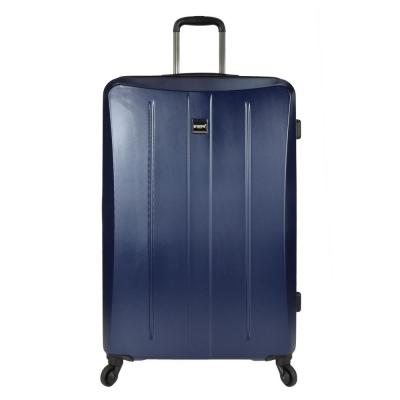 Highrock 30 in. Hardside Spinner Suitcase, Navy