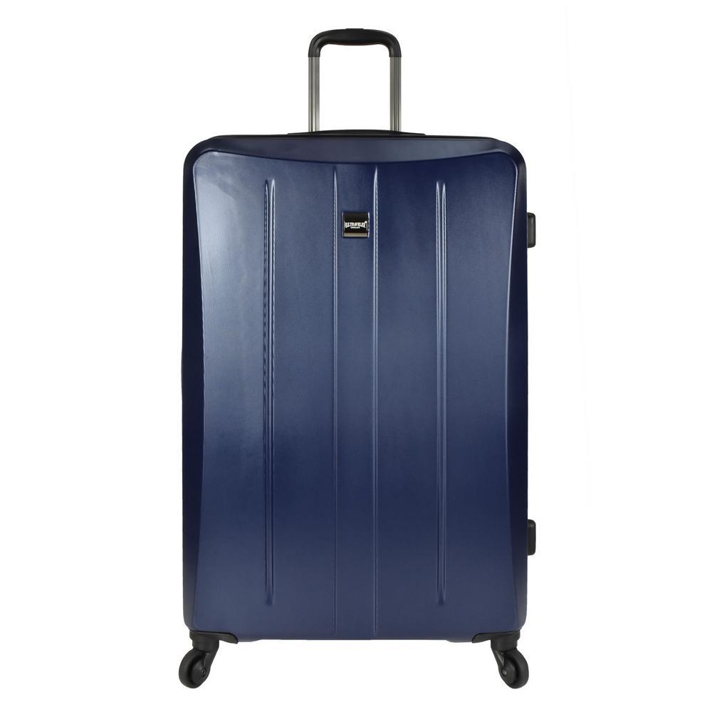 Highrock 30 in. Hardside Spinner Suitcase, Navy