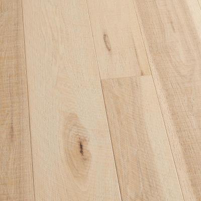 Take Home Sample - Hickory Crescent Engineered Click Lock Hardwood Flooring - 5 in. x 7 in.