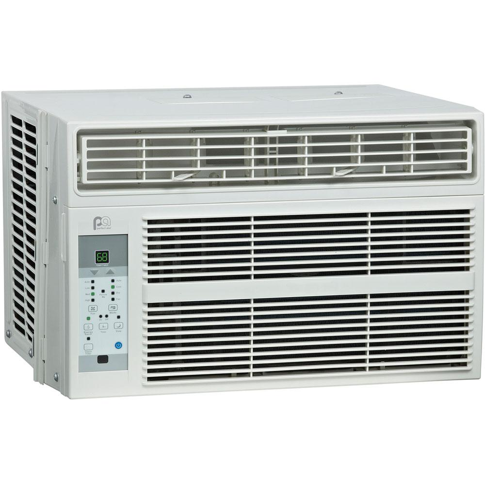 Perfect aire 8,000 BTU Window Air Conditioner with Remote Control
