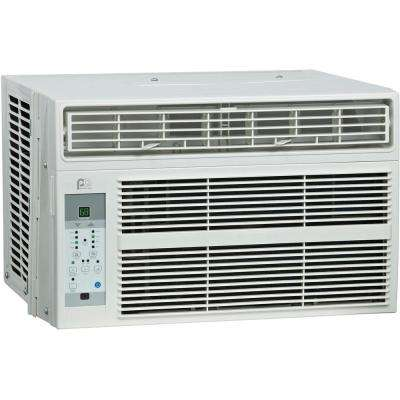 8,000 BTU Window Air Conditioner with Remote Control